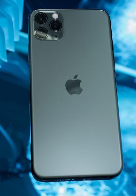 Iphone 11 eller Samsung Galaxy S10